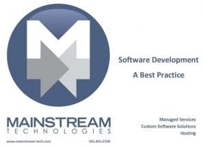 software development A best practice