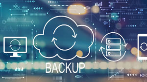 mainstream technologies backup strategy for data